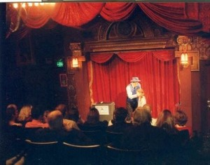 jersey jim comedy magician peforming in the magic castle
